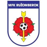 """MFK RUŽOMBEROK """"B"""""""